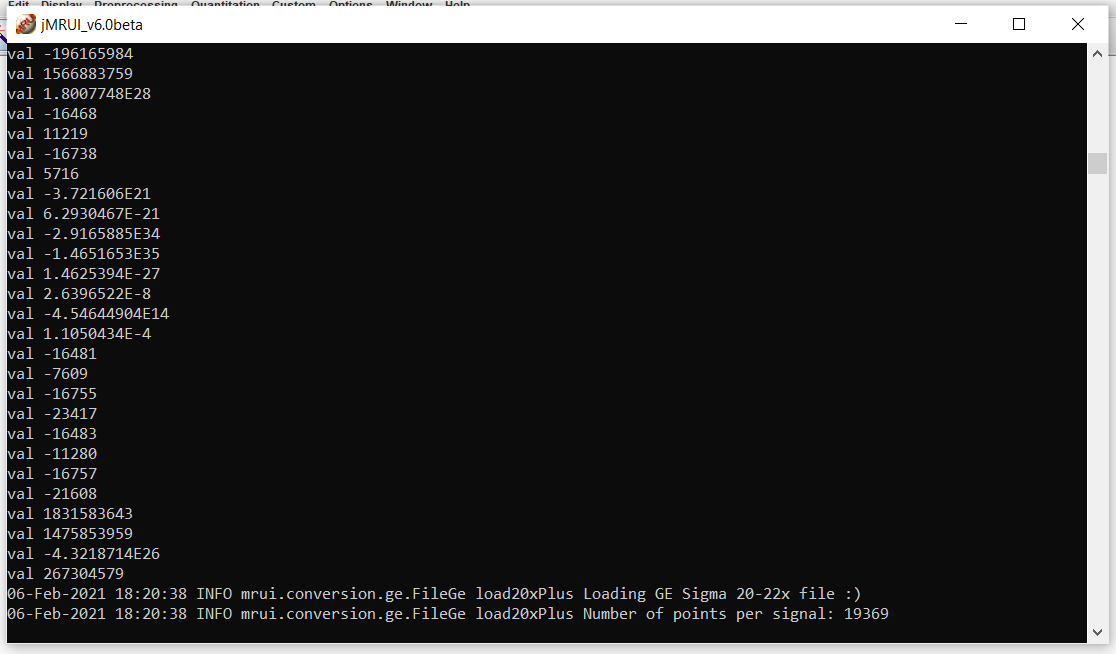 error ref file